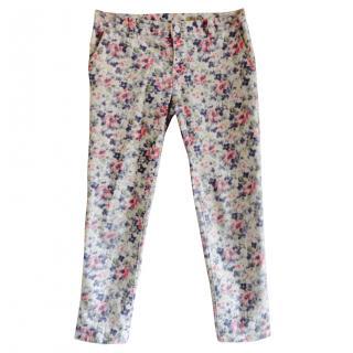 Ralph Lauren Girls Crop Summer Jeans