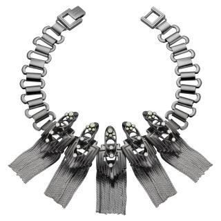 Mawi Flapper Fringe necklace