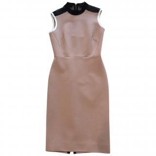 Victoria Beckham Nude dress