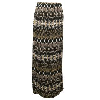 Joie Tribal Style Maxi Skirt