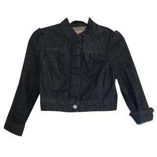 Joe's Cropped Denim Jacket