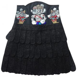 Manish Arora Special Disney Mickey Mouse Skirt