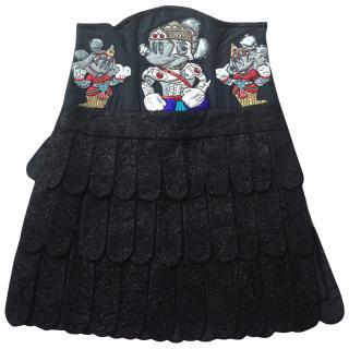 Manish Arora Special Disney Mickey Mouse Skirt