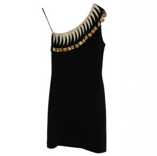 Temperley London One Shoulder Dress