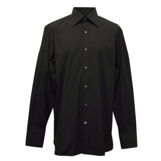 Tom Ford Black Dress Shirt