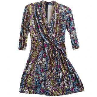 Catherine Malandrino Print Dress