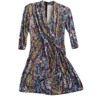 Catherine Malandrino Print Dress