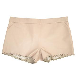 Marie Chantal girls pink shorts