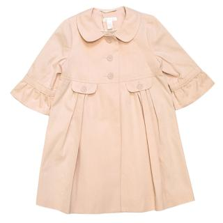 Marie Chantal Pink Paige Coat