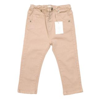 Marie Chantal Pink Jeans