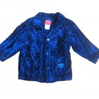 KENZO Crushed Velvet Jacket