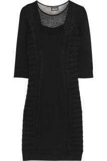 Just Cavalli Stretch-Knit Dress