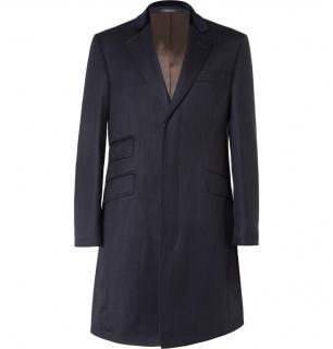 Hackett London overcoat