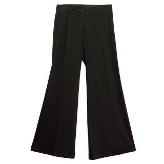 Donna Karen Black Trousers