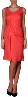 New Coral Jersey Dress by Christian Dior Boutique