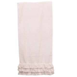 Agent Provocateur pink towel