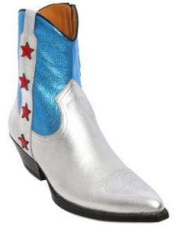 Saint Laurent Santiag Boots