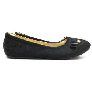 Little Marc Jacobs Mouse Ballerina flats