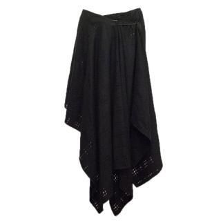 Maison Martin Margiela Black Skirt