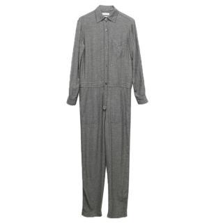 Isabel Marant Etoile soft grey jump suit