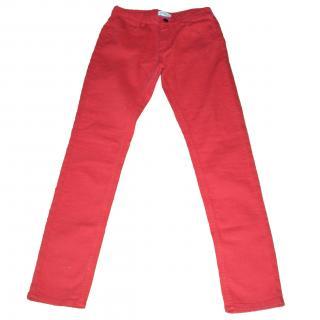 Claudie Pierlot red jeans