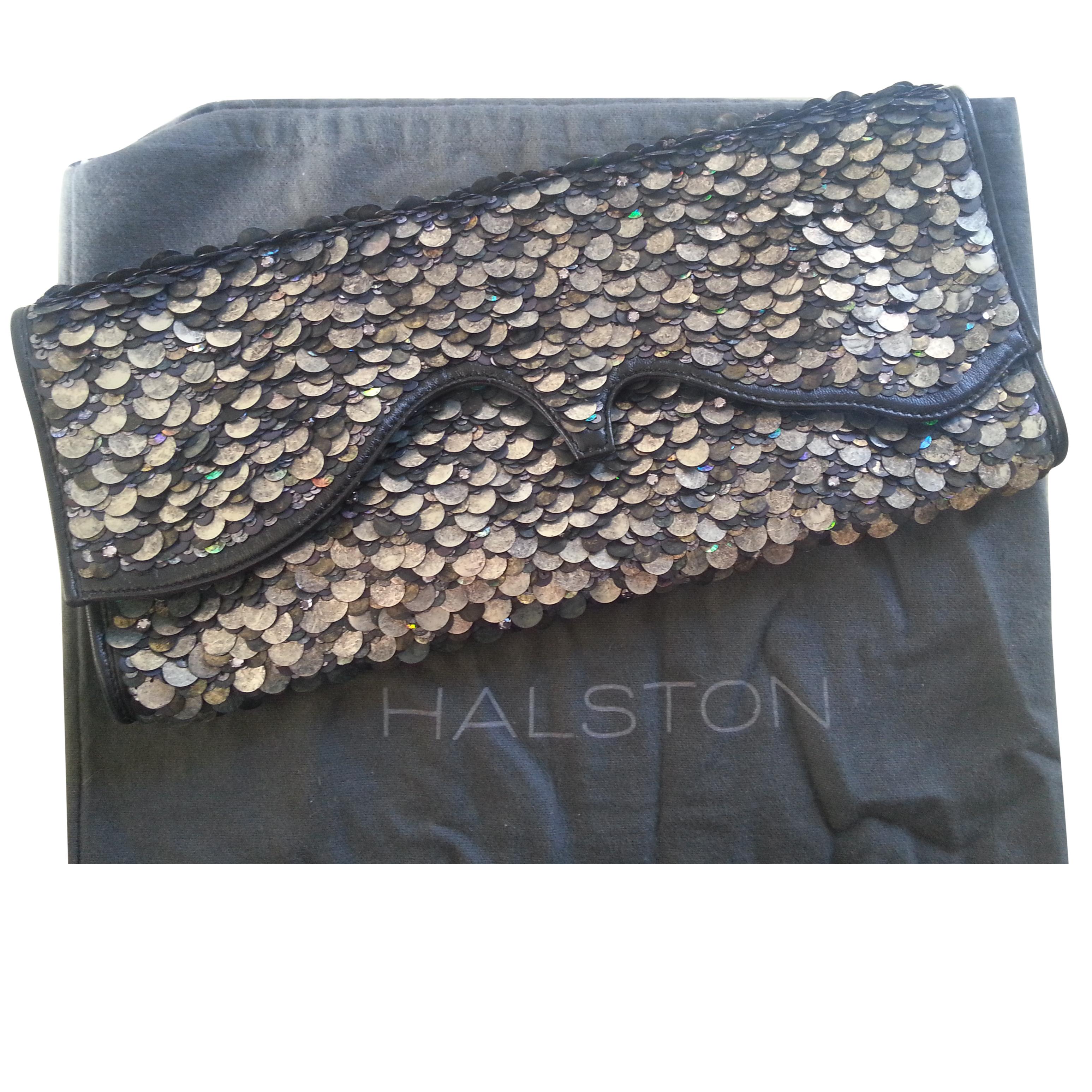e12d953ade Halston Evening Bag