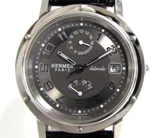 Hermes Clipper GMT Automatic Watch CL2810