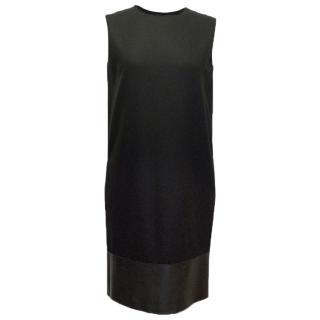 Loro Piana black sleeveless dress