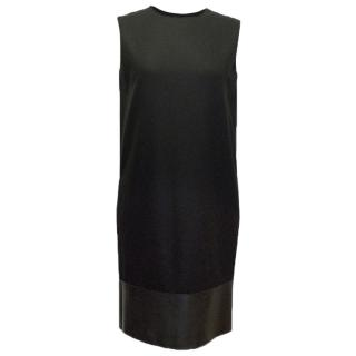 Loro Piana black sleeveless dress