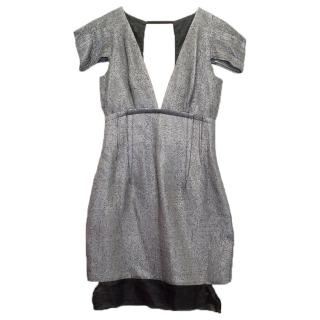 Costume National Grey Dress