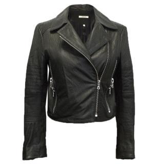 J.Brand Black Leather Jacket