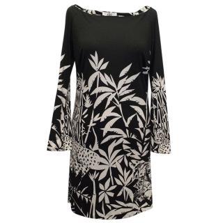 Tibi print dress