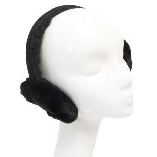 Ugg Black Earmuffs