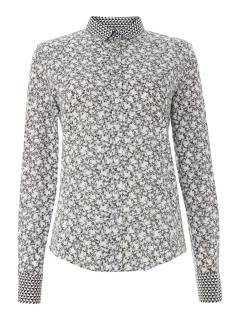 Paul Smith womens shirt blouse ditsy floral