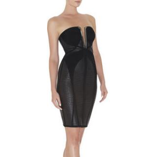 Herve Leger Sonia dress