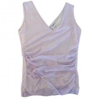 Cerutti gauze stretch top