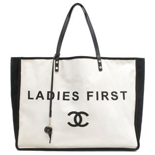 Chanel Ladies First Tote