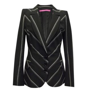 Emanuel Ungaro striped blazer