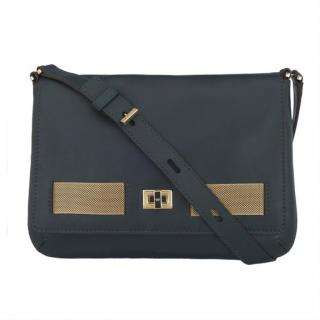 Anya Hindmarch green 'Prancer ' Cross Body Bag