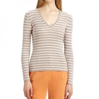 Max Mara Vneck Sweater