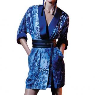 Elisabeta Franchi Kimono Style Dress
