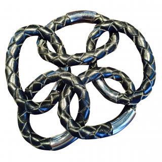 Dryenberg & Kern leather bracelet