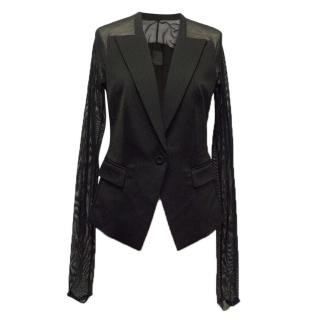Pinko Blazer with Mesh