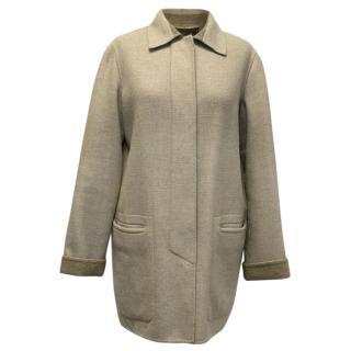 Loro Piana beige coat