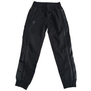Dolce & Gabbana Black Trackpants