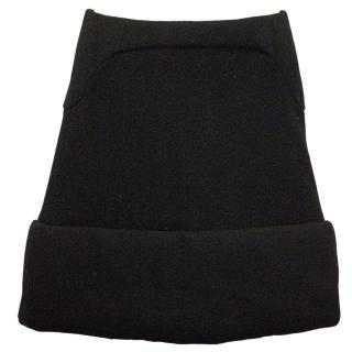 Issey Miyake black skirt