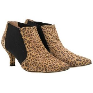 Ganni suede shoe/boot