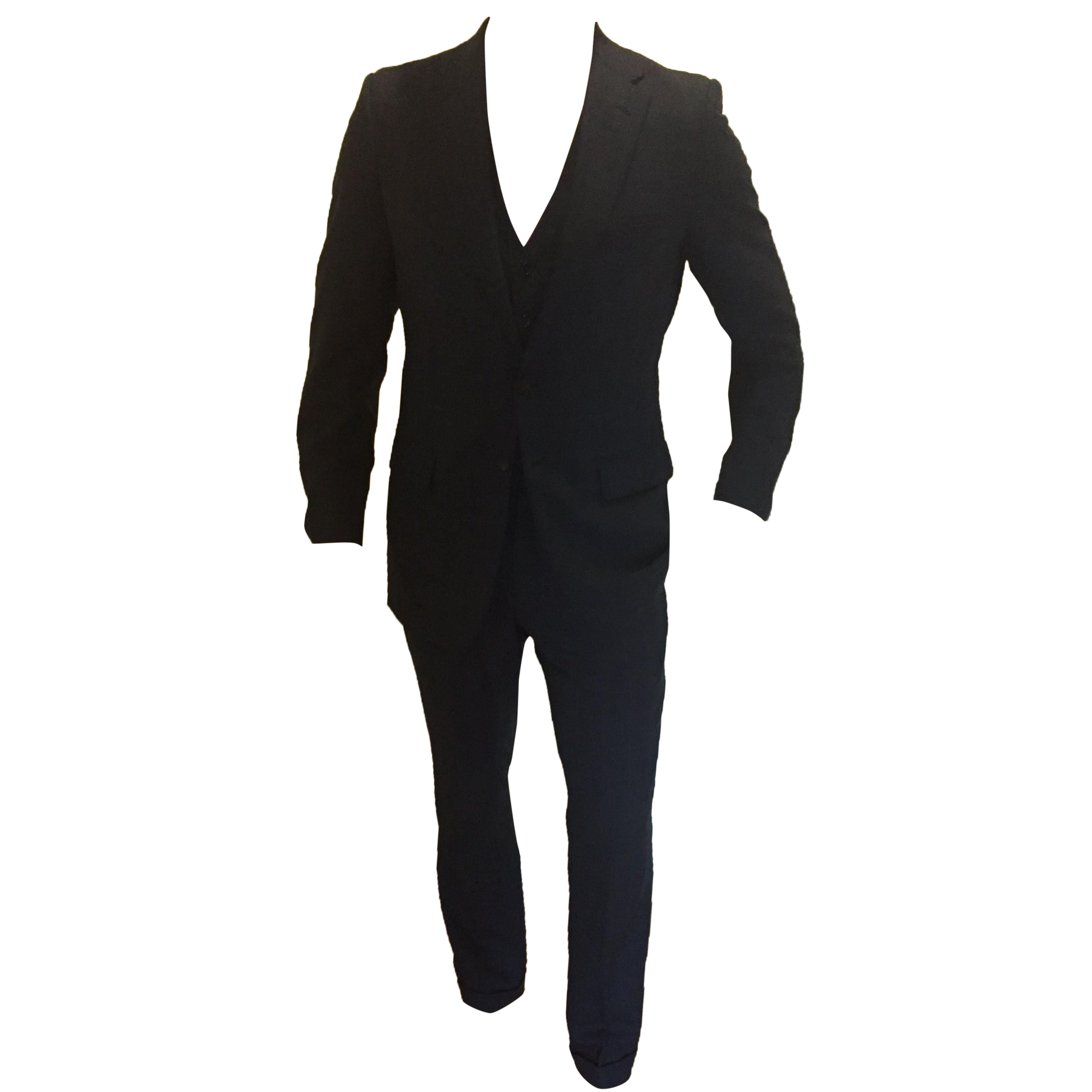 Bespoke suit (Holland and Sherry of Savile Row)