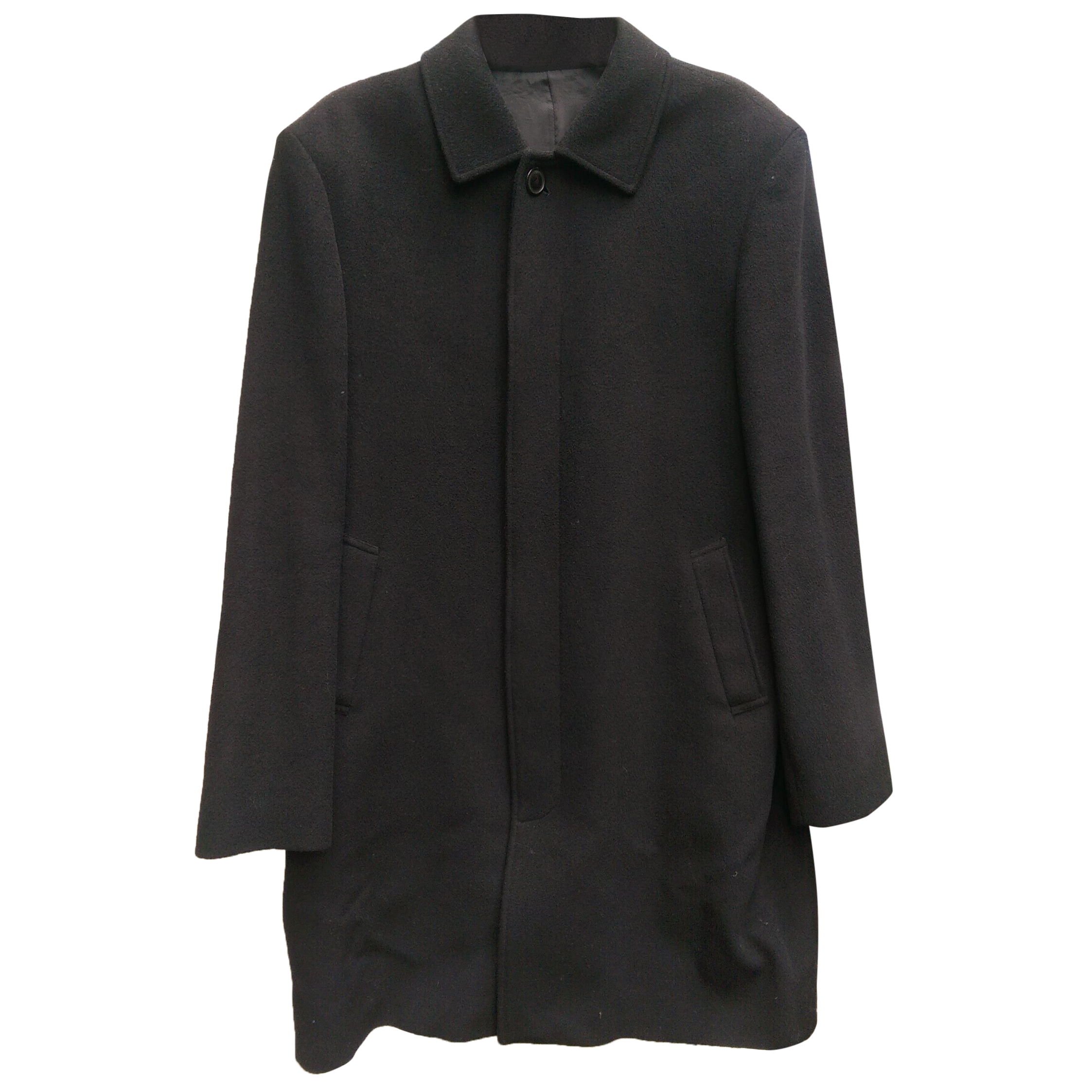 Austin Reed wool overcoat