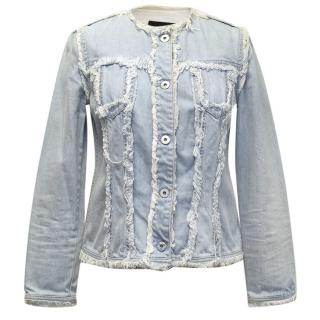 Dolce and Gabbana denim jacket